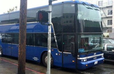 Ikuti Google, Facebook Sediakan Bus Karyawan