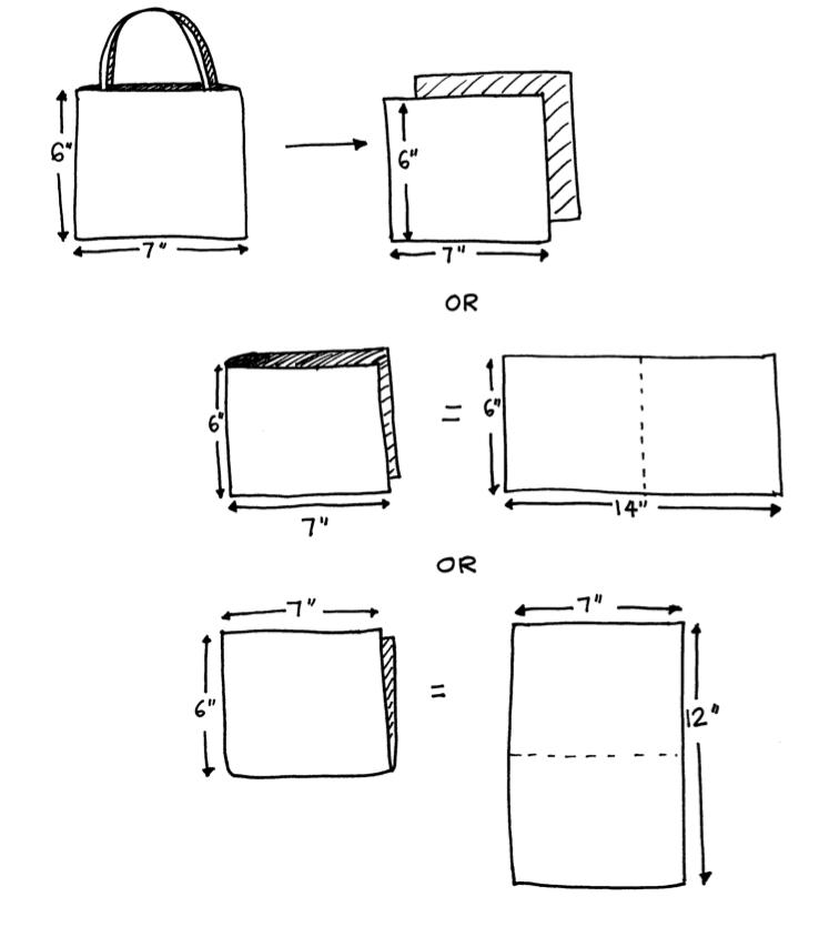 ikat bag make a bag chapter 2 process and shape. Black Bedroom Furniture Sets. Home Design Ideas