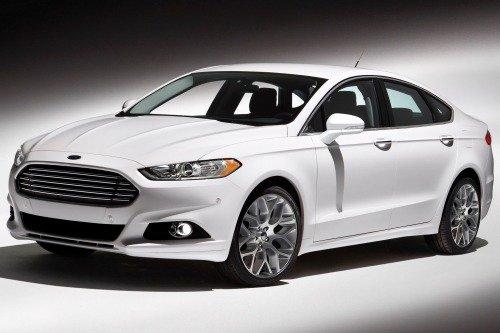 novo Ford Fusion 2014 dianteira