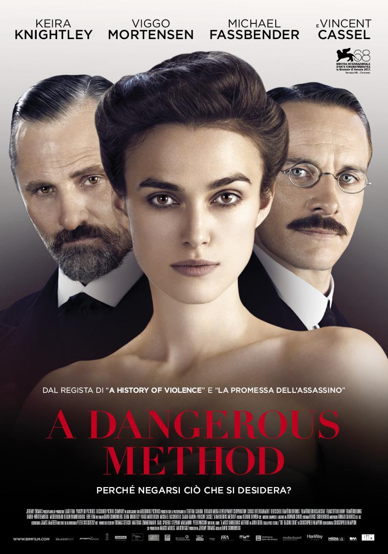 A Dangerous Method (film 2011) tratto da fatti realmente ... A Dangerous Method Freud