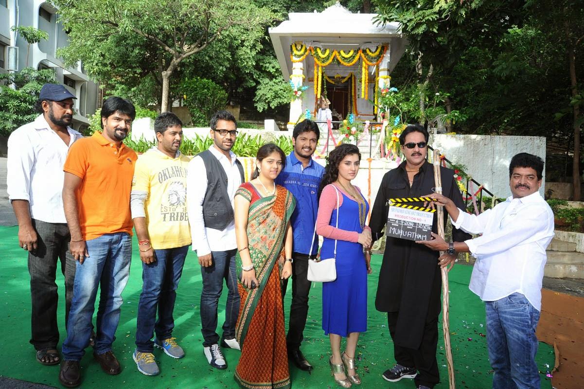 Padmavathi Art Productions new movie launch-HQ-Photo-12
