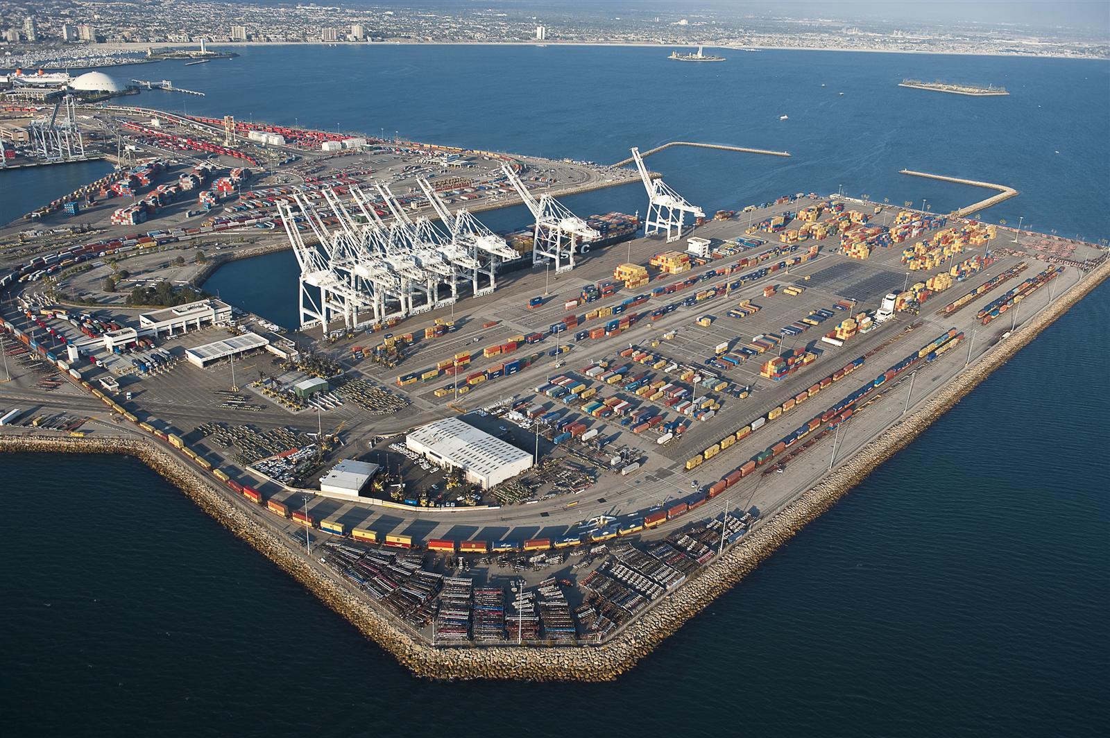 Maersk Terminal Long Beach Ca