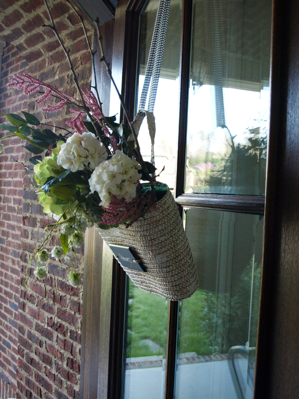 how to bring a hanging basket back to life