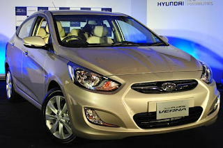 hyundai fluidic verna one of the top 10 cars in India
