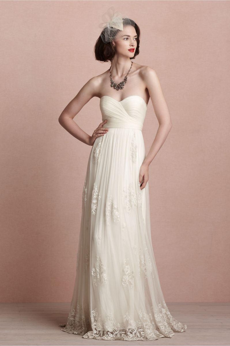 Vestidos de novia 2013 BHLDN | Bodas