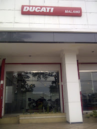 SHOWROOM DUCATI MALANG