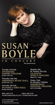 Concert Dates - July in Scotland