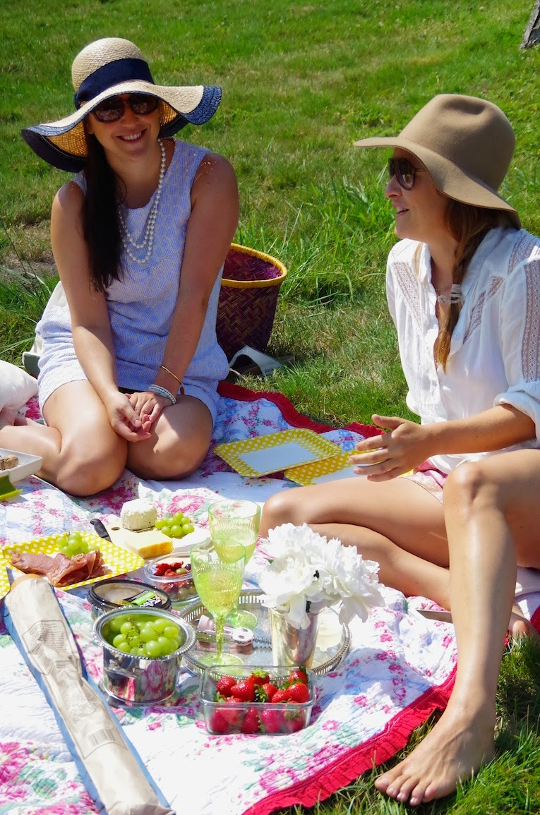 Friends picnic at The Southlands Cup: BTBU