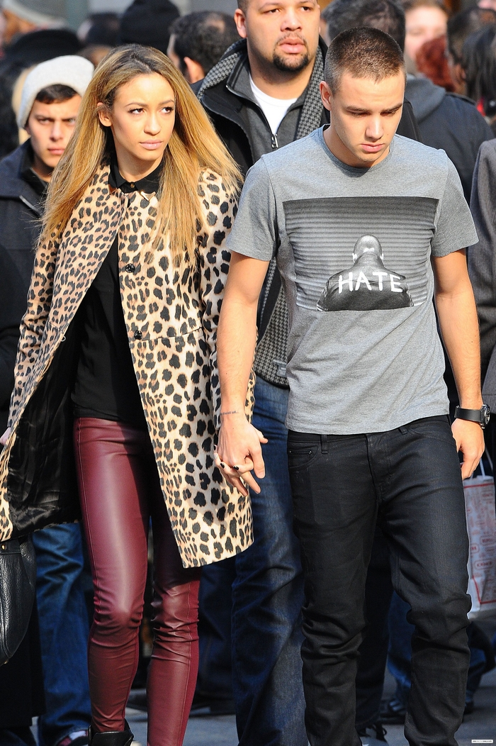 Are liam payne and danielle peazer hookup 2018