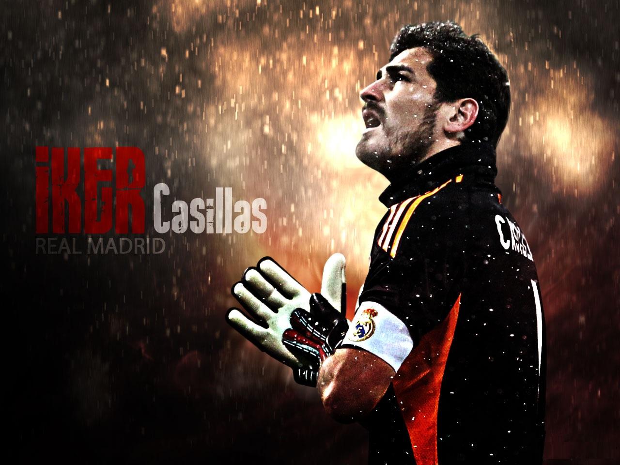 Casillas le juró 'amor eterno' al Real Madrid