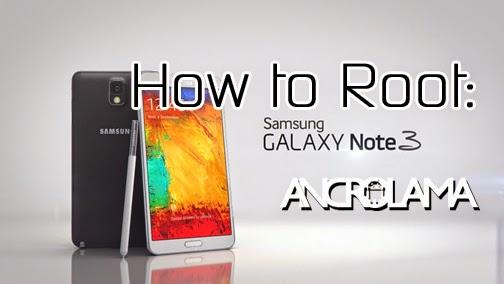 Samsung Note 3 Root Nasıl Atılır?