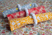 Tutorial: Pom-Pom Napkin Rings