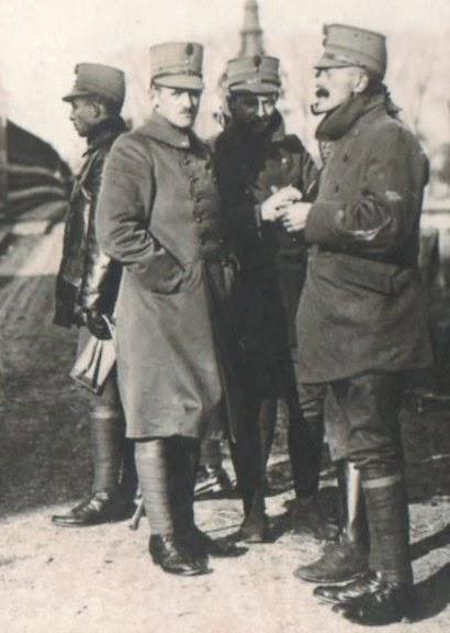 Einde 1e wereldoorlog november 1918