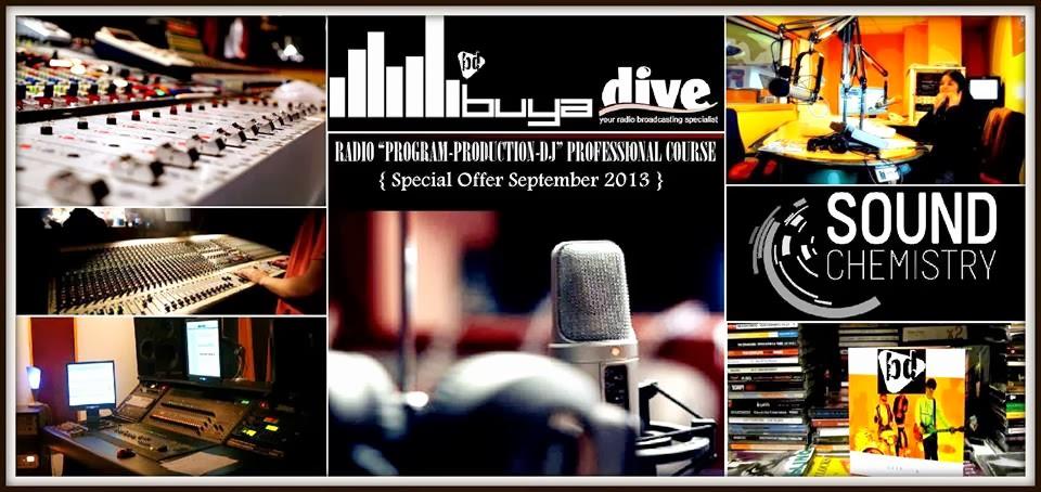 Kursus Penyiar Radio Profesional