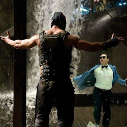 Bane Gangnam Style