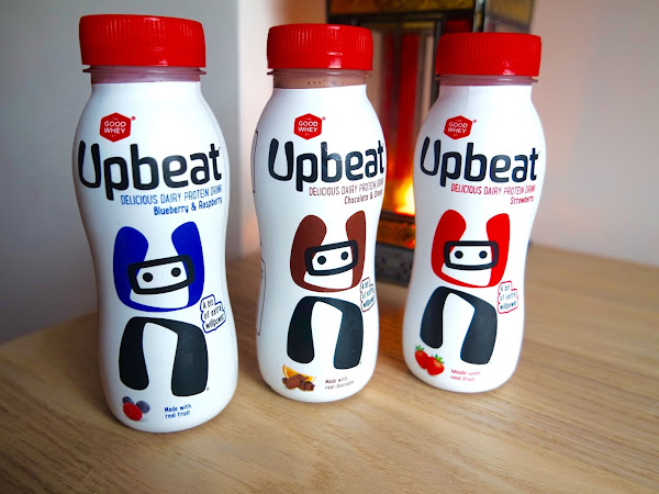 Health & Fitness - #FeelingUpbeat with Upbeat Drinks