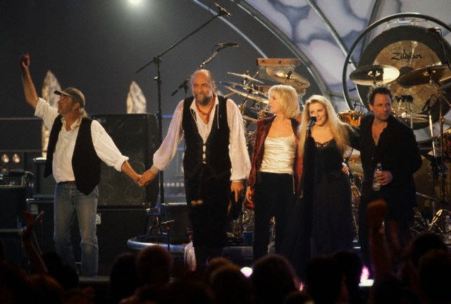 Fleetwood mac the dance tour