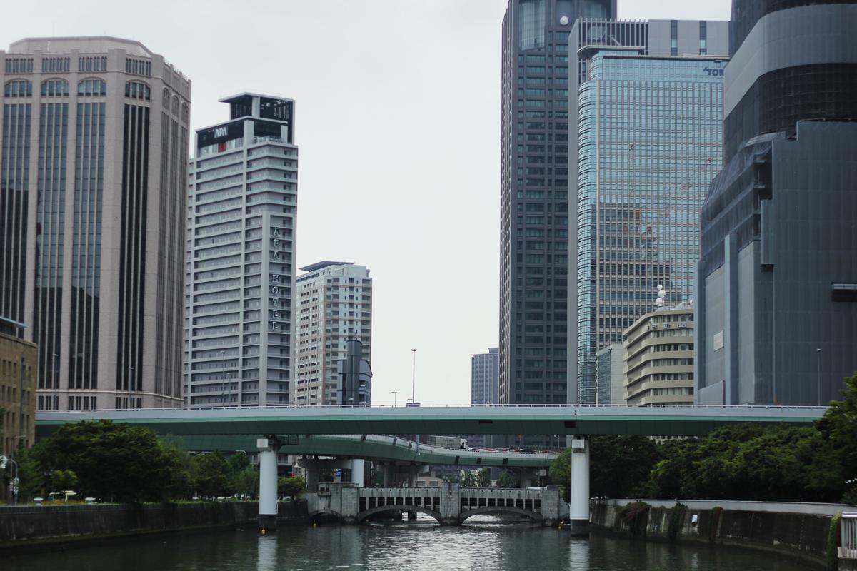 Yodoyabashi Osaka