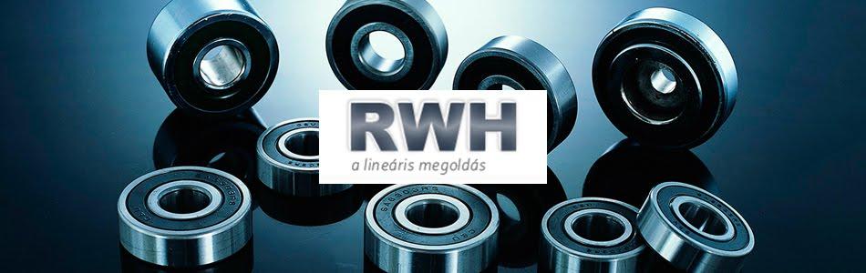 RWH Csapágyazás és Lineáris technika