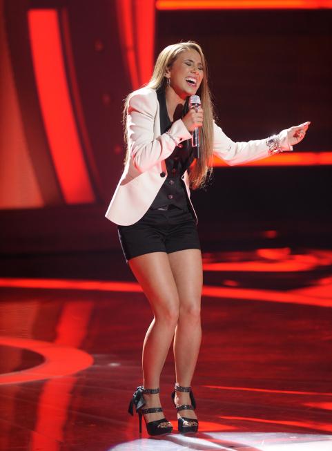 american idol haley reinhart. american idol haley reinhart