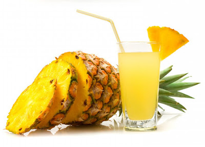 uti, pineapple