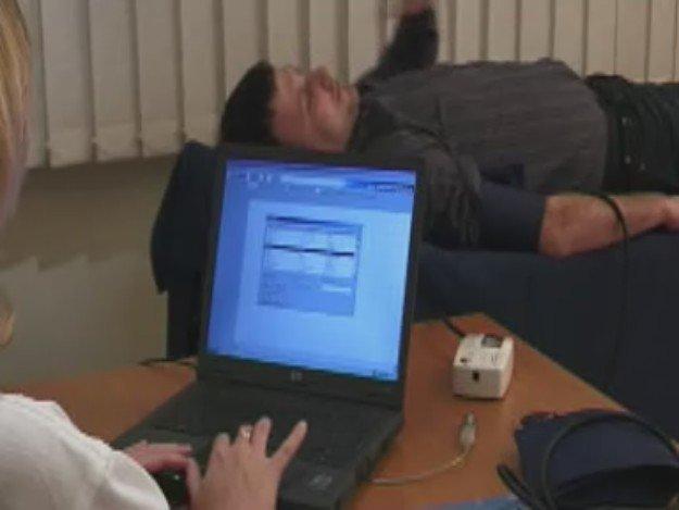 ブルーツース ワイヤレス 血管解析計