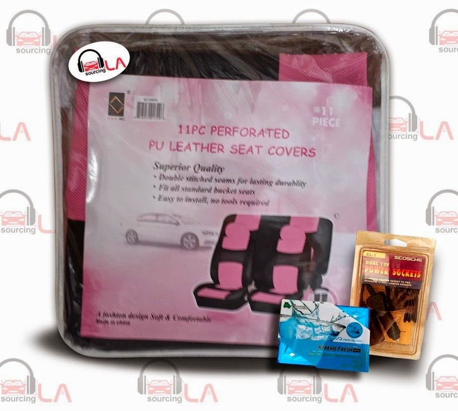 http://www.ebay.com/itm/11PC-SOLID-PINK-PU-SYNTHETIC-LEATHER-SEAT-COVERS-Free-JDM-Accesories-/131289026302
