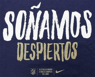soñamos despiertos Atlético de Madrid