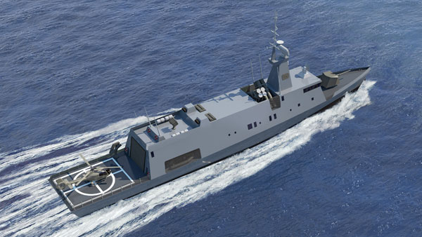 SNAFU!: Saar 72. Israel builds a better LCS...just like everyone else.
