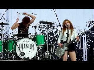 Halestorm Nominados al Grammy