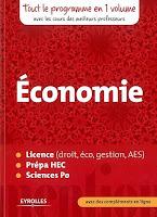 toutes les grandes matières de l'économie en 12 chapitres