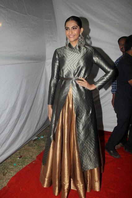 Sonam Kapoor at Umang 2016
