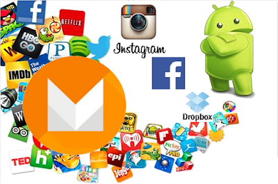 Facebook, Instagram, Dropbox and More 3 Apps also Got Android M Support : Download Apk Now