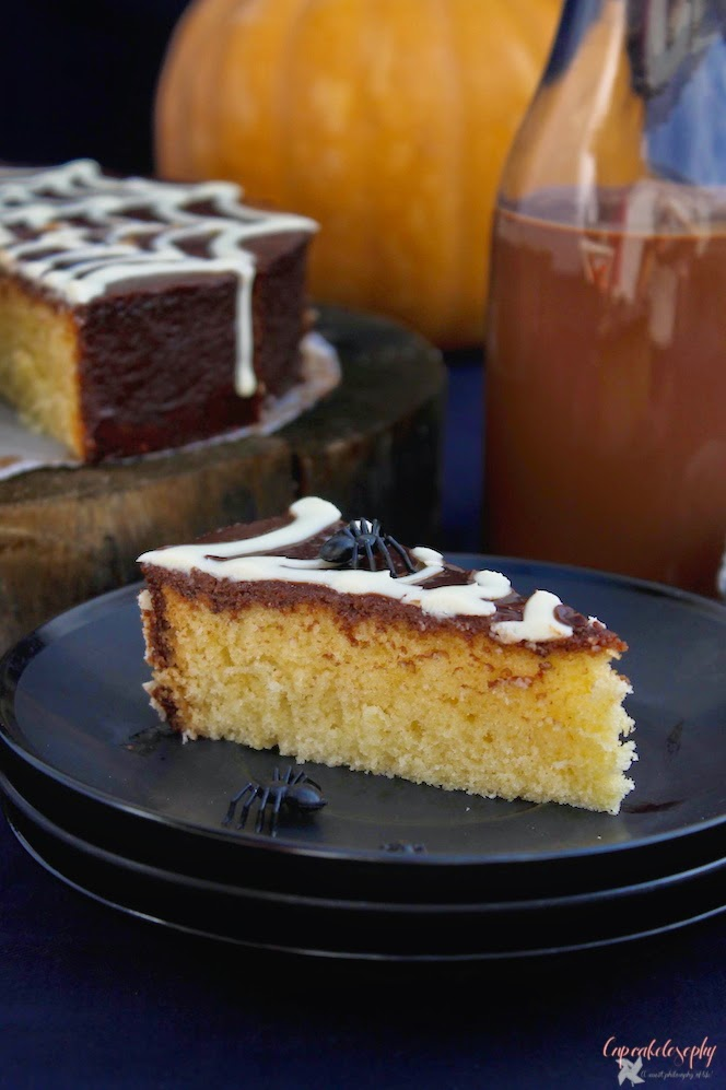 Receta de bizcocho ideal para tartas de capas