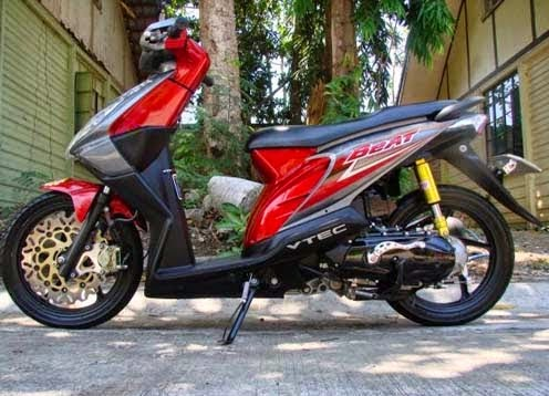 Honda Beat Using Engine 4