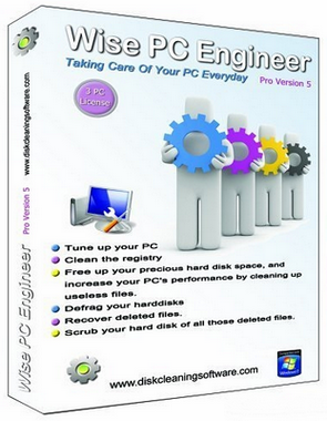 Wise PC Engineer 6.42 Build 220