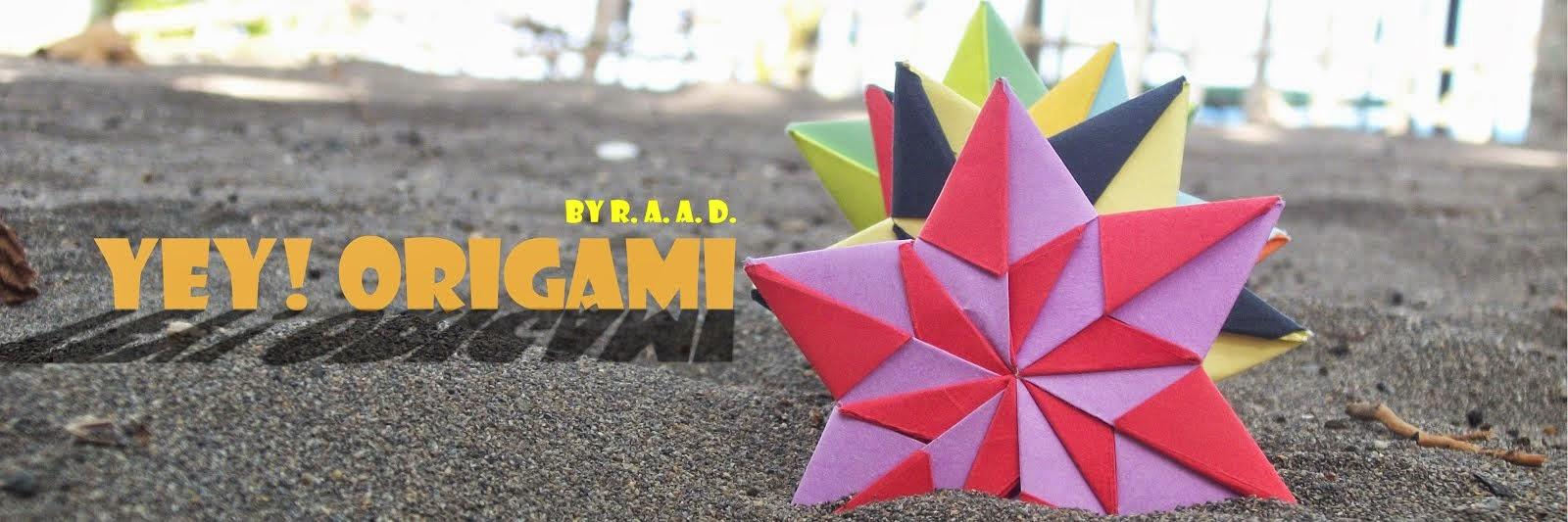 Yey! Origami