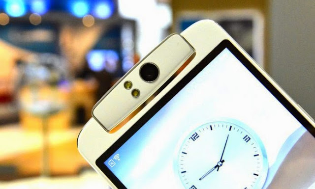 Oppo N1 с вращающейся камерой