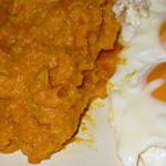 Purée (ou soupe) de potimarron et carottes