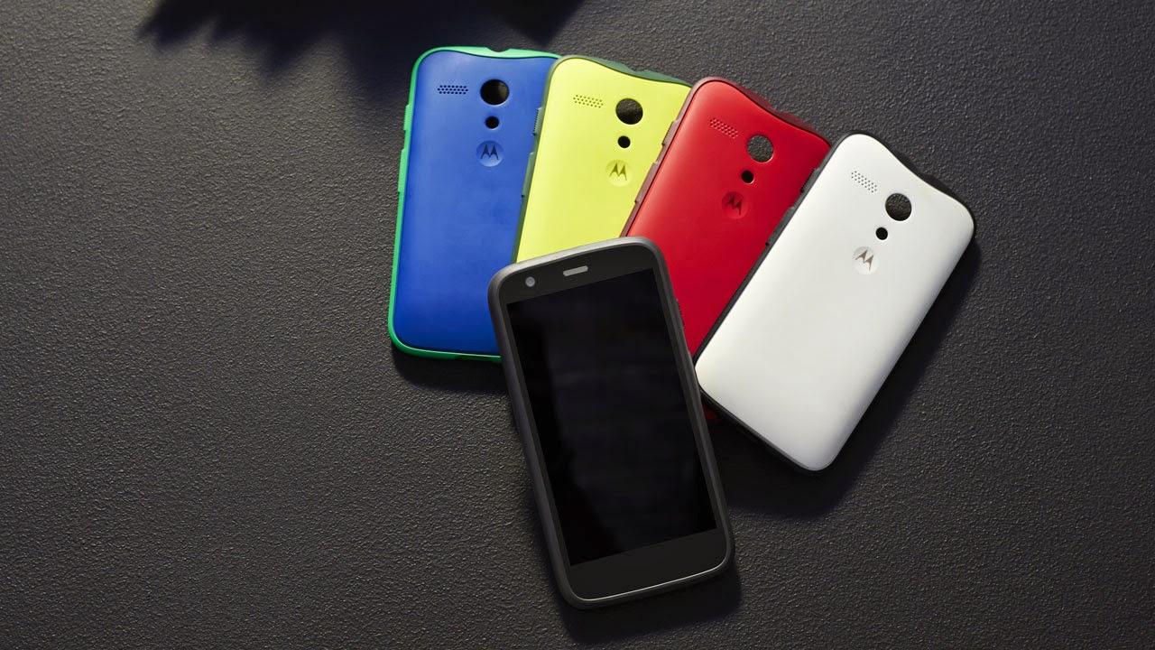 Motorola Moto G cases