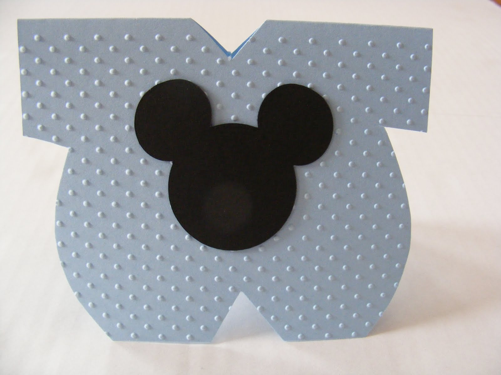 whimsical creations by ann mickey mouse baby shower party favors
