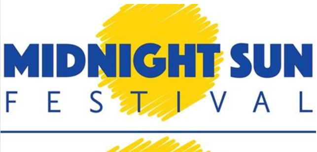 Midnight Sun Festival coming back! Weekend after Street Painting Festival. Click image:
