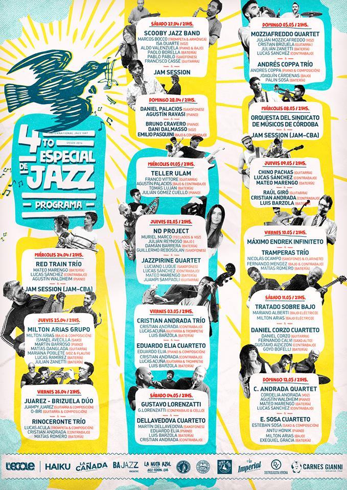 4º Especial de Jazz