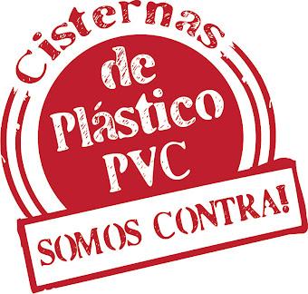 Cisternas de Plastico/PVC - Somos Contra!