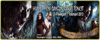 Hantu Kak Limah 2:Husin, Mon Dan Jin Pakai Toncit (2013)