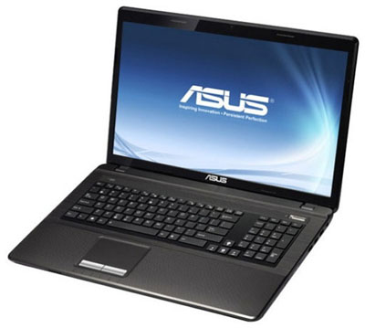 ASUS K93SM 18.4-inch Laptop