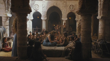 Review of Game of Thrones 3x01 - Valar Dohaeris