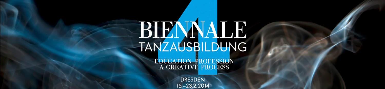 4. Biennale Tanzausbildung Dresden