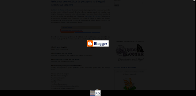 lightbox blogger