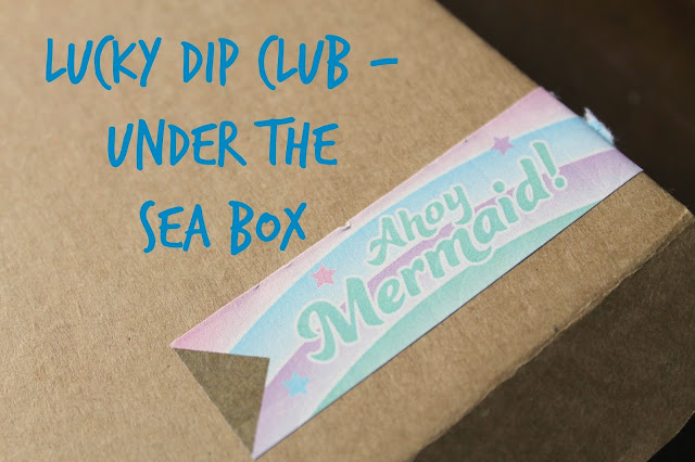 Mermaid subscription box